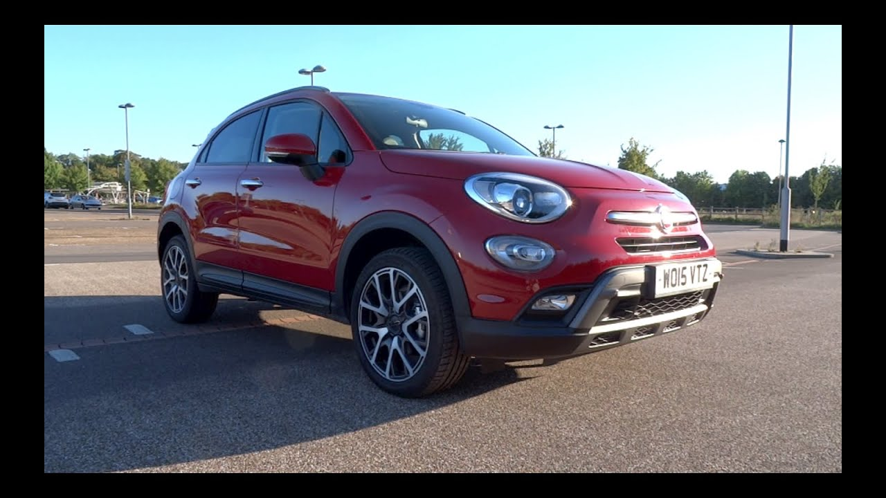 2015 fiat 500x 1 4 multiair ii 140 cross plus start up and full vehicle tour youtube. Black Bedroom Furniture Sets. Home Design Ideas