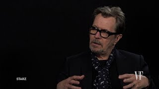Gary Oldman interview on 'Darkest Hour' at TIFF 2017