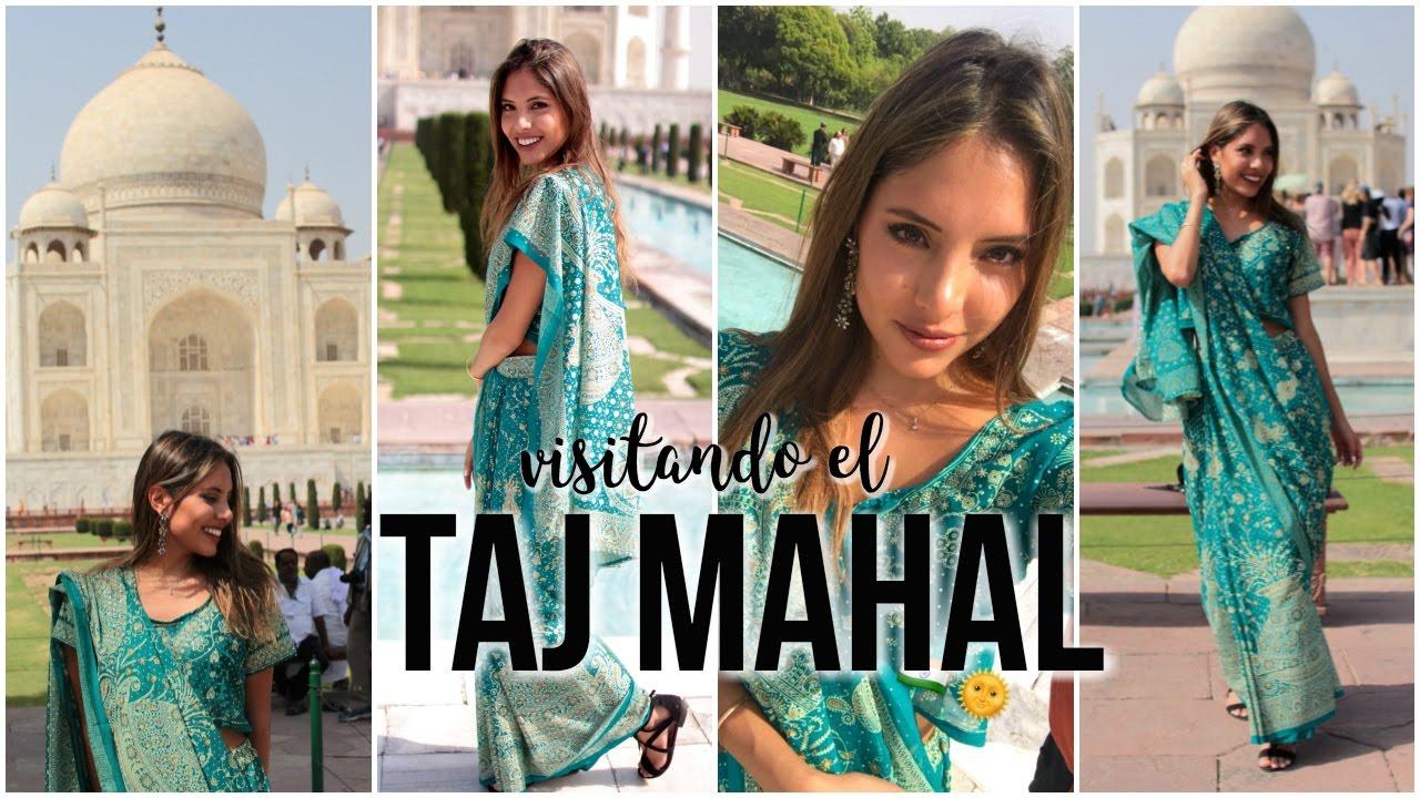 EL TAJ MAHAL!!!! MARAVILLA DEL MUNDO | ValeriaVlogs