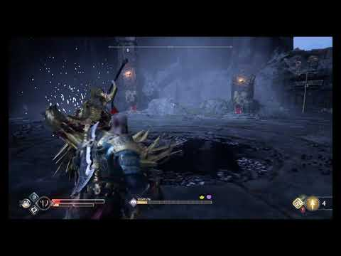 how to kill queen valkyrie god of war