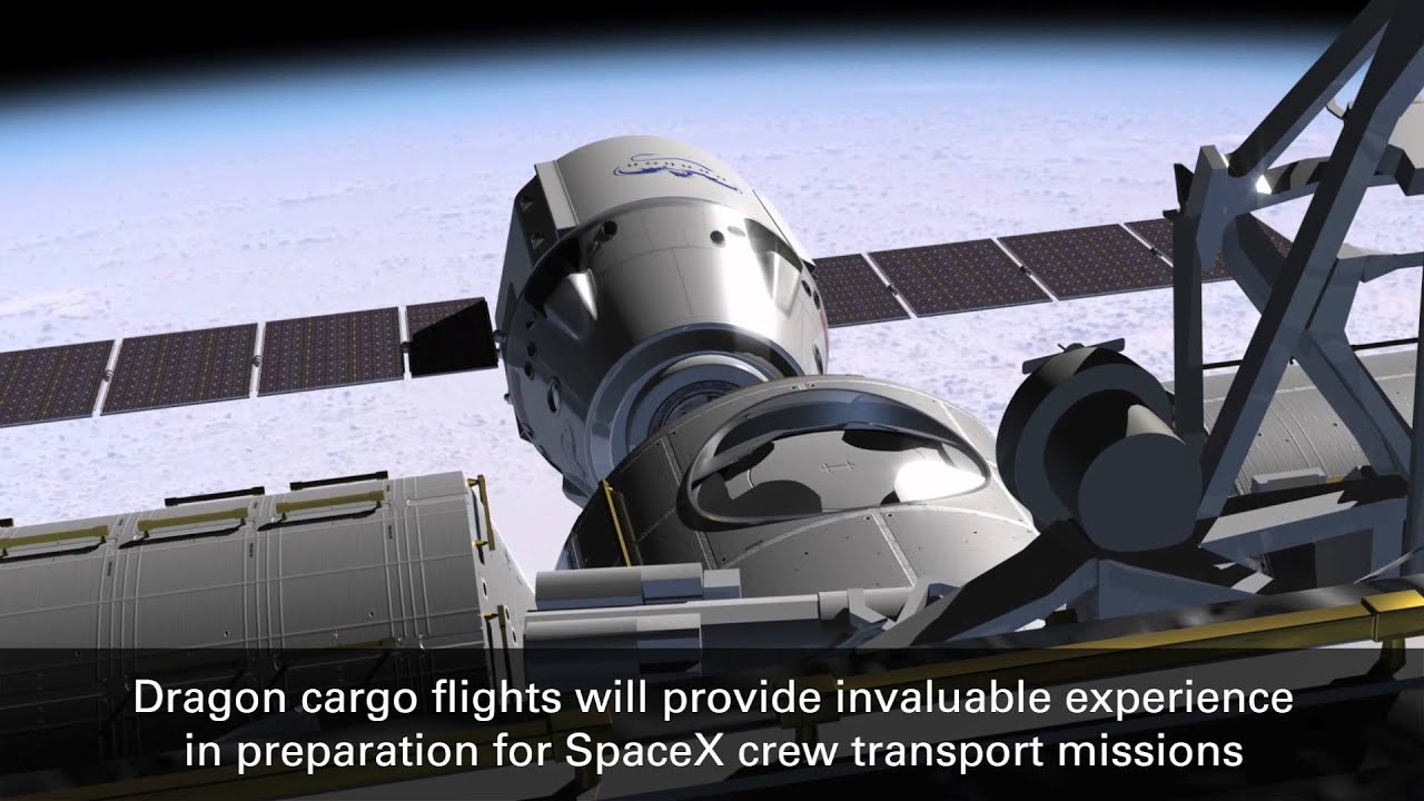 NASA chooses SpaceX to return US astronauts to space - Bad