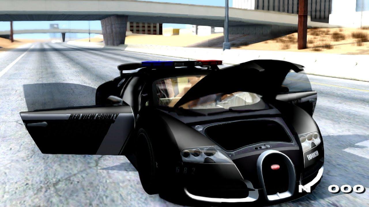 nfs18 2013 bugatti veyron 16 4 dubai police gta san andreas youtube. Black Bedroom Furniture Sets. Home Design Ideas