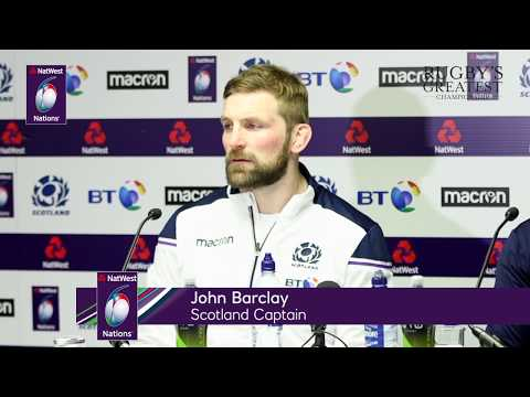 John Barclay post-match press conference after France | NatWest 6 Nations