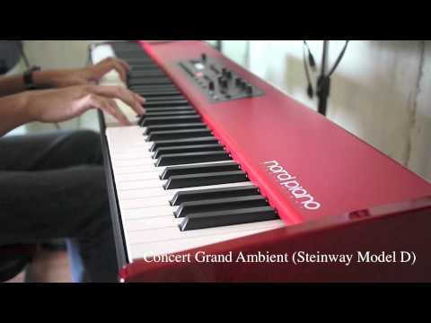 Nord Piano Sound Test (HD)