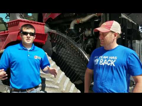 5 Year Customer Review with Case IH Equipment - Ag Diesel Solutions Modules