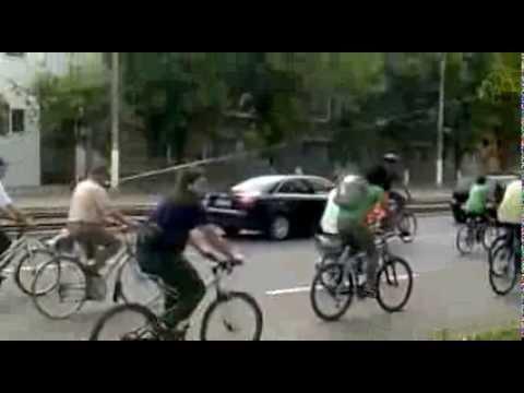 Mars pe Bicicleta ARAD 1