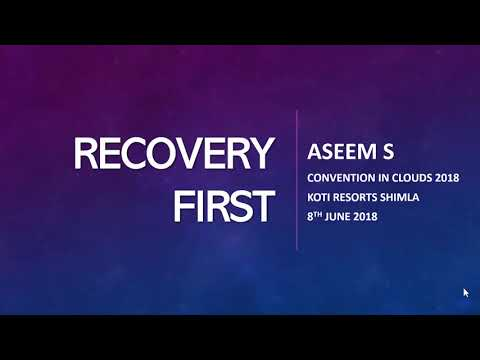 Aseem S Hindi Alcoholics Anonymous Speaker June 2018 FREEDOM THROUGH SOBRIETY