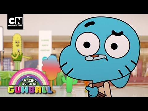 Come To The Mall | Gumball | Cartoon Network
