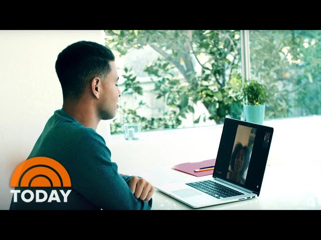 Could Zoom Be Taking A Toll On Your Mental Health? | TODAY