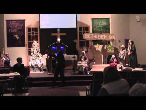 Christmas Pageant  2014/12/21 (