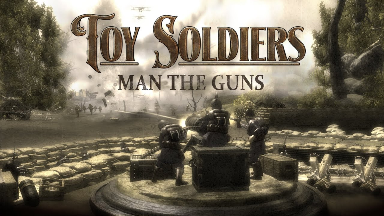 toy soldiers game pc