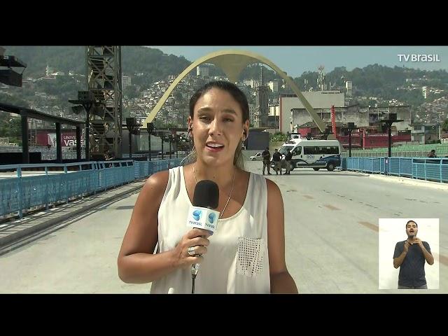 Escola campeã do carnaval do Rio 2019 será conhecida na tarde de hoje