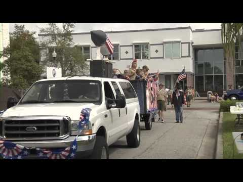 Oldsmar Days 2011 Parade - Saturday, March 26, 2011
