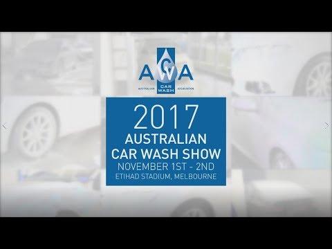 ACWA   Australian Car Wash Show 2017   30 Sec HD