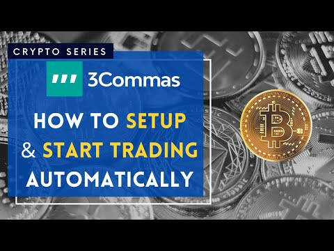Great tool to automate your trading - 3commas.io English Tutorial