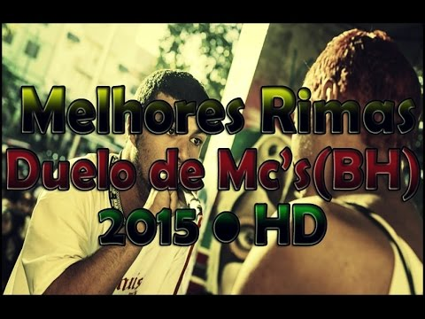 Duelo de MC's (BH) • Melhores Rimas • 2015 • HD