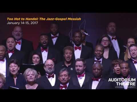 Too Hot to Handel | 2016-17 Season | Auditorium Theatre
