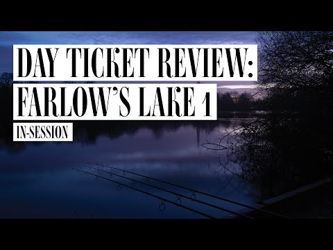 CARPologyTV | CARPology On Tour: British Open Access Venues | Farlow's Lake One