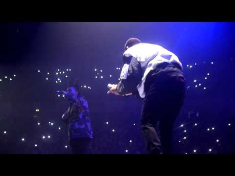 Drake x The Weeknd // Crew Love \\ Manchester ⋆