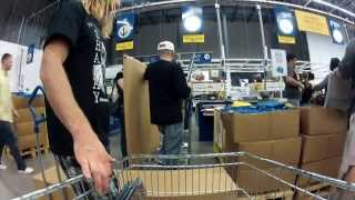 Gopro Ikea Shopping Cart Time Lapse