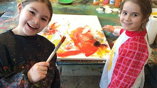 Kunst trifft Volksschule - Alle Kinder sind Künstler