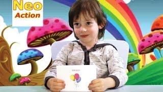 АНГЛИЙСКИЙ для детей. Учим слова по теме ИГРУШКИ на АНГЛИЙСКОМ языке.
