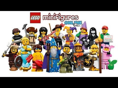 LEGO Minifigures Series 12 official pictures revealed!