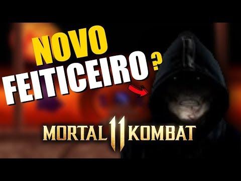 MORTAL KOMBAT 11: UM NOVO FEITICEIRO? & CARLTON DANÇOU!! thumbnail