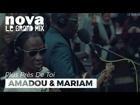 Amadou & Mariam - Je pense à toi | Live Plus Près De Toi
