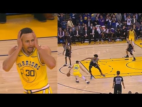 Stephen Curry Goes Crazy With 3 Pointers vs Kings! Warriors vs Kings