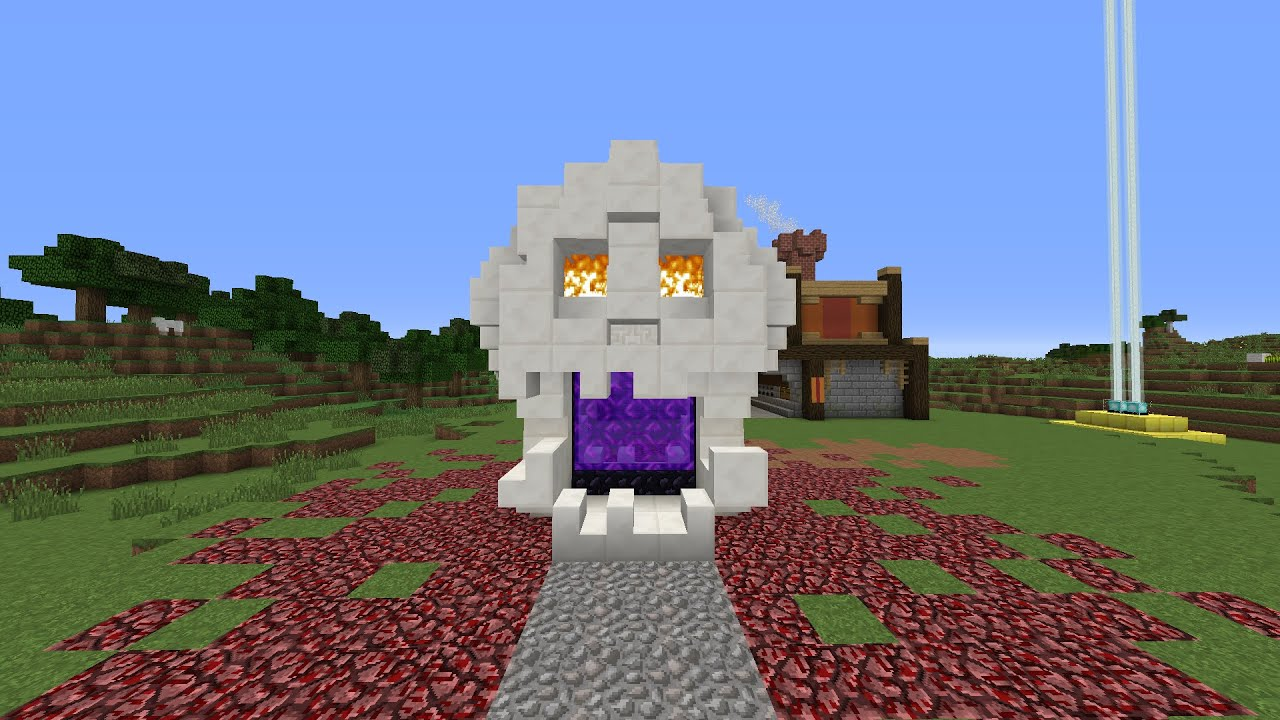 How to make a portal to herobrine in minecraft no mods for Portale design