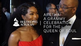 Angela Bassett And Courtney B. Vance Share Their Favorite Aretha Franklin Memories