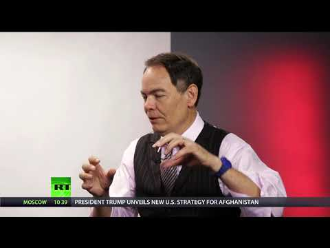 Keiser Report: 'Bitcoin's going to be worth a trillion dolla