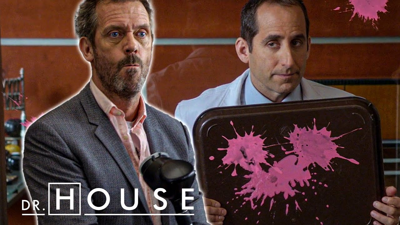 Krav Maga gegen Paintball | Dr. House DE