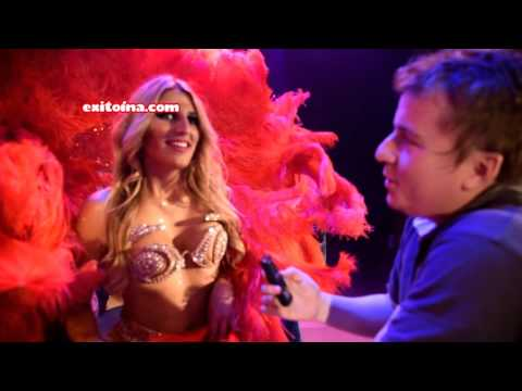 "Marian Farjat: ""En la calle me sentí Xuxa"""