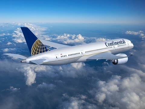 Continental Airlines Last Official Marketing Video Fly to Win