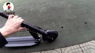 видео Электросамокат E-twow Generic 2 Two S2 500 Booster (6,5Ач 36В) купить в Москве и СПб с бесплатной доставкой