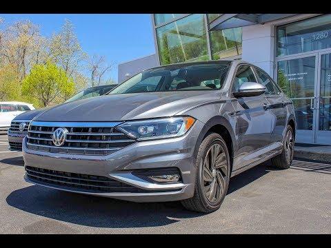 2019 Volkswagen Jetta Review - Start Up, Walk Around, and Test Drive