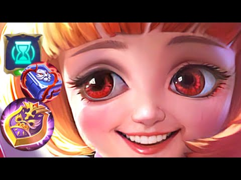 """This Is Angela's Face When She """"Accidentally"""" Secures A Kill While Riding Her Teammate With Her Ult"""