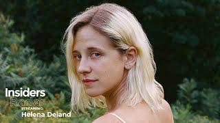 """[#Insiders] Helena Deland, """"Someone New"""" y una mirada intima al autodescubrimiento"""