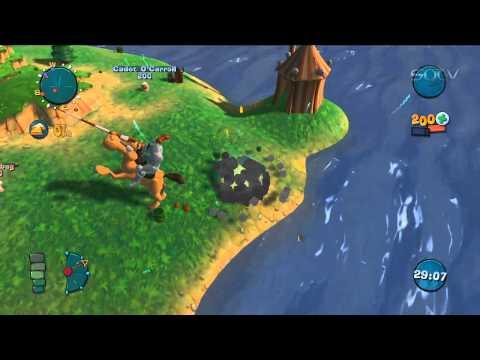 Игра Worms Reloaded Червячки Перезагрузка Скачать