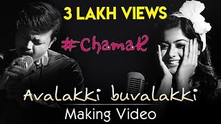 Chamak - Avalakki Buwalakki (Making Video) | Golden Star Ganesh & Rashmika | Suni | Judah Sandhy