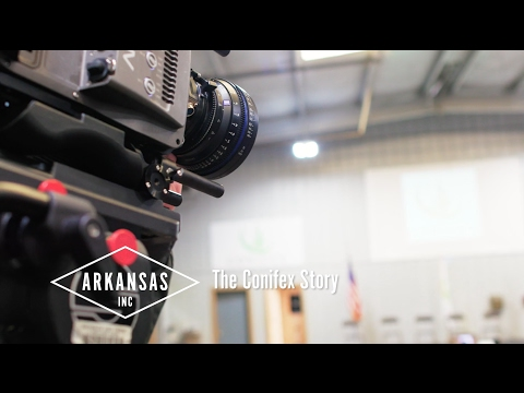 The Conifex Story | Arkansas Economic Development Commission