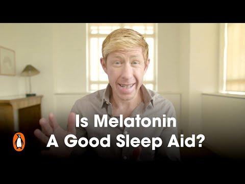Is Melatonin A Good Sleep Aid? | Matthew Walker
