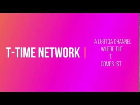 """WE'RE NOW THE """"T-TIME NETWORK"""""""