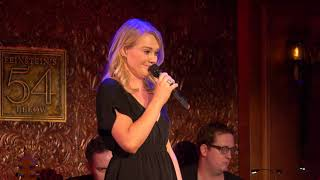 "Carrie St Louis sings Jason Robert Brown's "" I Can Do Better Than That """