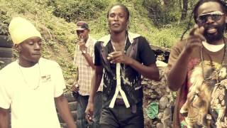 Jah Thunder - Ruff Inna Di Gideon (Official HD Video)