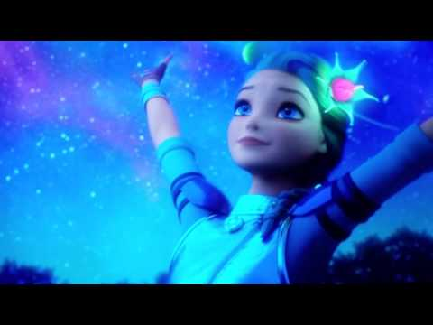 Song ShootingStar.From Barbie the Movie, Starlight Adventure