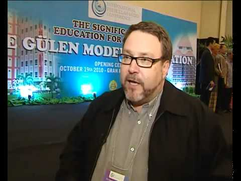 Fethullah Gulen Chair  Conference Interview Prof Dr Greg Barton