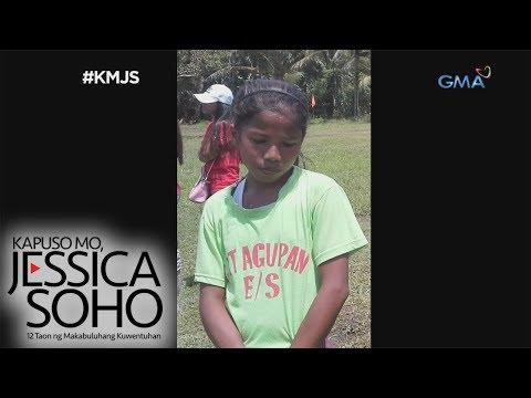 Kapuso Mo, Jessica Soho: Batang babae, kinain umano ng buwaya sa Palawan?